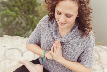 Brittany Bouffard yoga therapy